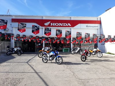 Honda Motospeed S Do Livramento