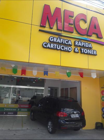 MECA - GRÁFICA RÁPIDA