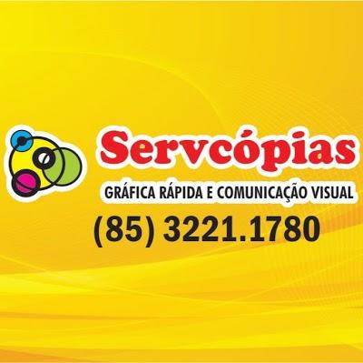 Servcópias Gráfica Rápida e impressão digital